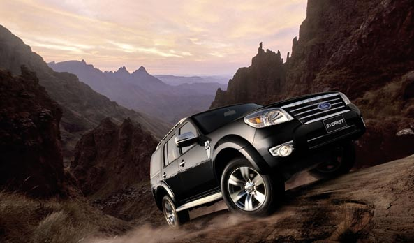 ford everest 2012