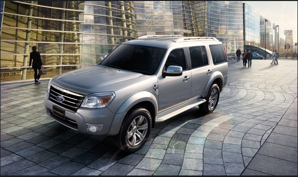 ford everest 2012 phong cach