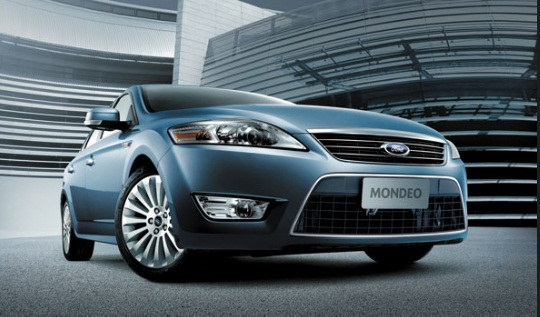 Ford mondeo 2012 - an toan