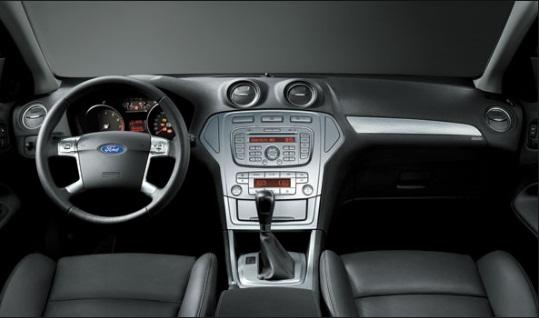 Ford mondeo 2012 - noi that