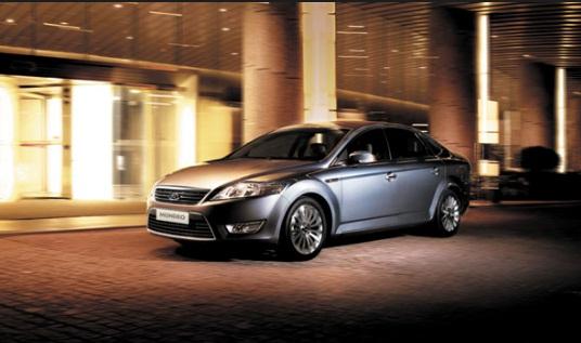 Ford mondeo 2012 - tinh nang lai