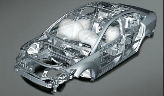 Ford mondeo 2012 - tui khi