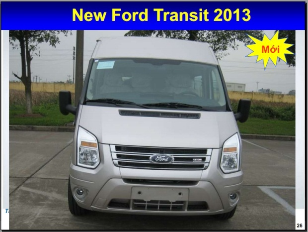 new ford transit 2013 - 26