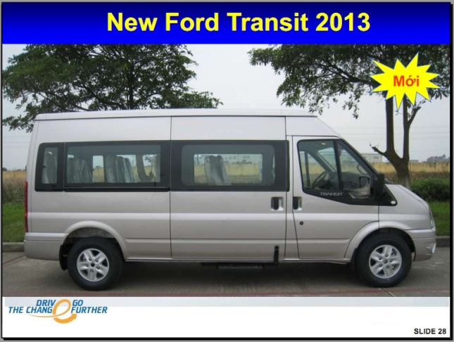 new ford transit 2013 - 28