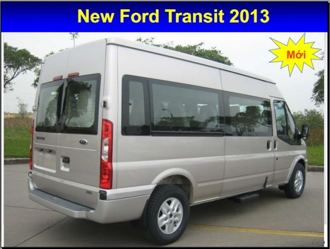 new ford transit 2013 - 29