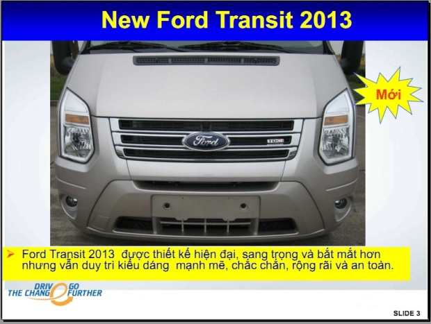 new ford transit 2013 - 3