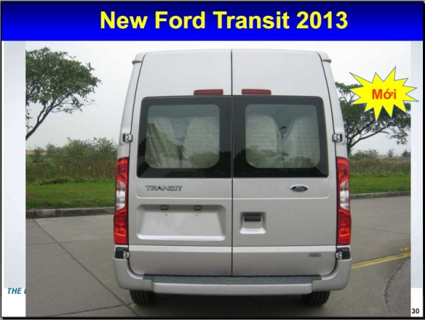 new ford transit 2013 - 30