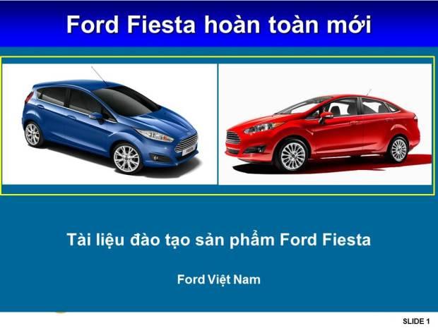 Fiesta EcoBoost 1,0L Slide1
